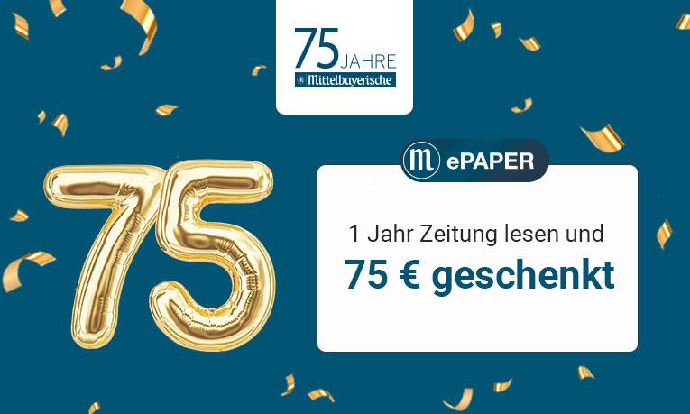 ePaper mit Prämie 75 EUR