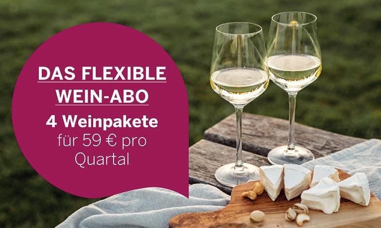 Flexibles Weinabo