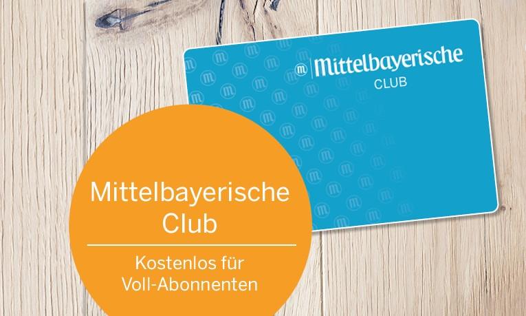 Mittelbayerische Club Karte