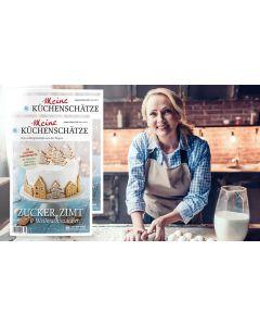 Meine Küchenschätze - Jahresabo für Abonnenten