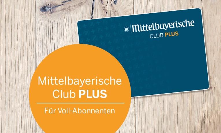 Club PLUS Karte für Abonnenten