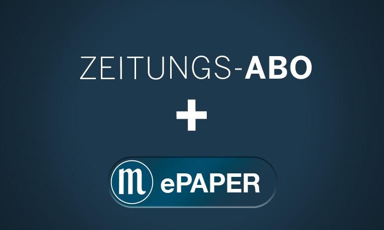 Tägliches Zeitungs-Abo mit ePaper