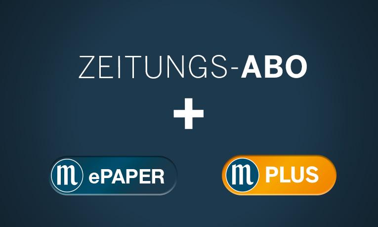 Zeitungs-Abo mit ePaper und M-Plus