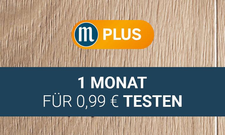 M-Plus Testabo für Zeitungs-Vollabonnenten und ePaper-Abonnenten