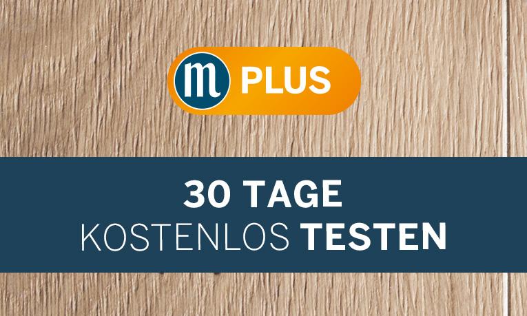 Probeabo M-Plus - 1. Monat kostenlos