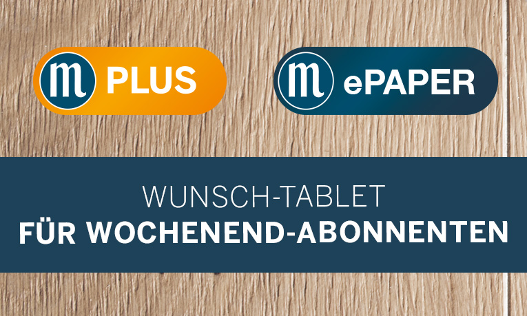 M-Plus, ePaper inkl. Tablet für FR/SA-Abonnenten