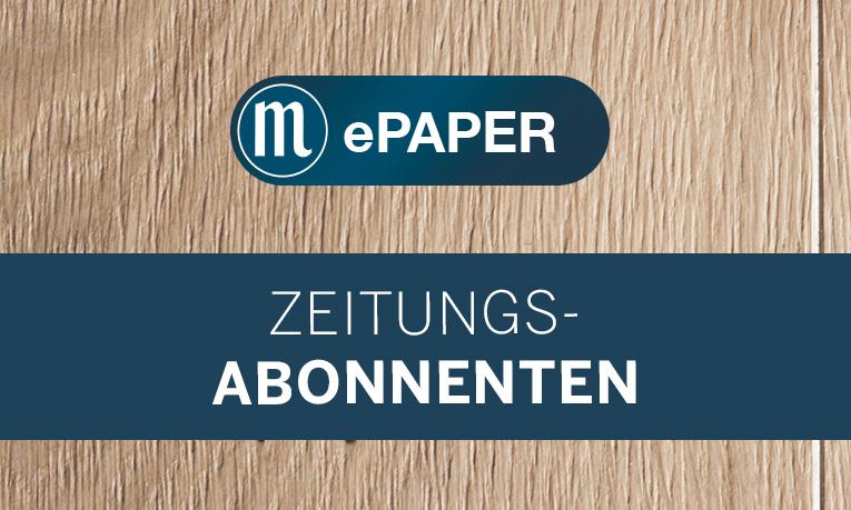 ePaper-Abo für Zeitungs-Vollabonnenten